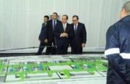 التاريخ يشهد .. افتتاح مشروعى ايثيدكو و موبكو بتكلفة 4 مليار دولار. و 4 مجمعات جديدة للبتروكيماويات خلال الفترة القادمة