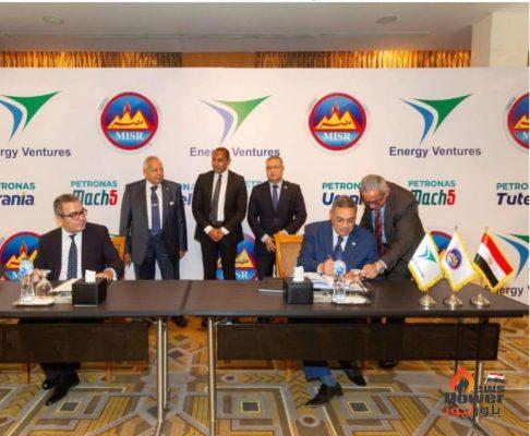 """مصر للبترول توقع شركة """"EV"""" للخدمات البترولية وكيل بتروناس عقد خلط وتعبئة الزيوت بمجمع الإسكندرية"""