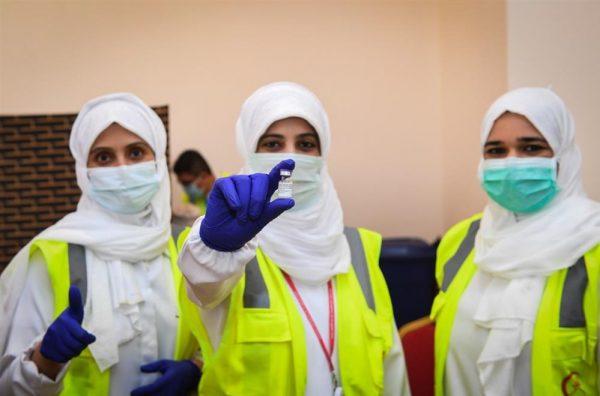 وزارة الإعلام العُمانية تنظم حملة تطعيم ضد