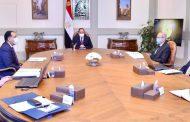 الرئيس السيسي يوجه بمواصلة خطة توصيل الغاز الطبيعي للوحدات السكنية المنزلية والمدن الجديدة