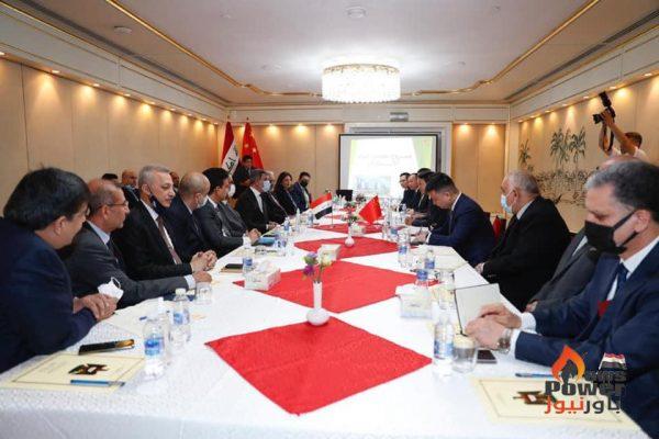 العراق يسند لشركة CNCEC الصينية مشروع مصفاة تكرير الفاو ومجمع بتروكيماويات استراتيجى