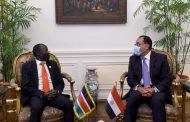 نائب رئيس جمهورية جنوب السودان : نرحب بالتعاون في مجالات البترول والتعدين