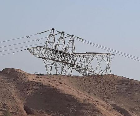 استمرار العمليات التخربية بشبكة الكهرباء العراقية