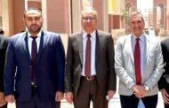 كلية هندسة الطاقة بالجامعة البريطانيةتكرم عبد الرحمن احمد جودة بحصوله على المركز الاول بتقدير عام امتياز مع مرتبة الشرف