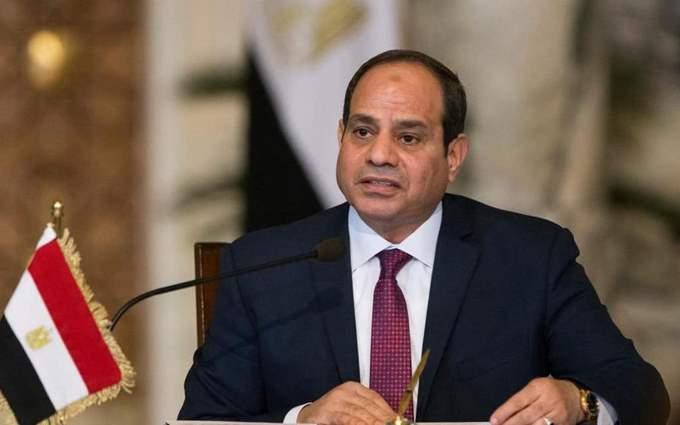 الرئيس السيسى لمنتخب مصر لليد : أعتز بكم .. ووطنكم الغالي ينتظر منكم مزيداً من الإصرار والتحدي