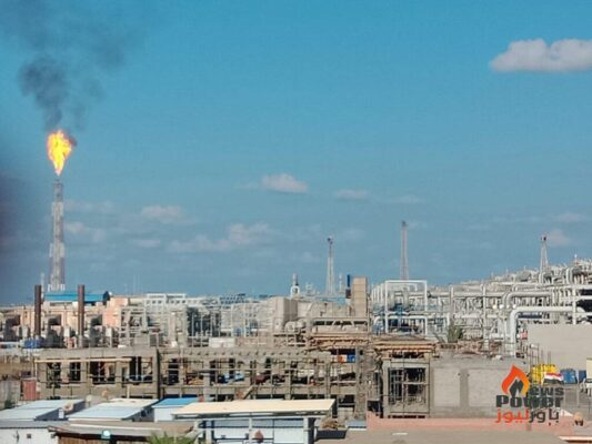 منتصف أغسطس القادم .. محطة معالجة غازات حقل ريفين تستقبل 850 مليون قدم مكعب غاز و 22 الف برميل متكثفات يوميا ويتم التدفيع علي الشبكة والخط الجديد