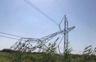 الكهرباء العراقية تعلن تعرض خط كركوك - بيجي جهد 400 ك.ف إلى عمل تخريبي