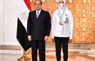 الرئيس السيسي: شكرًا لأبطال مصر.. واستعدوا لتحقيق إنجاز أكبر في دورة الألعاب الأولمبية المقبلة
