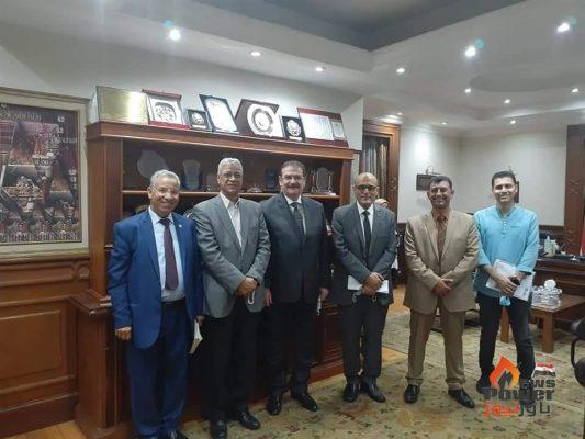 ضم المهندس أحمد جمال البنا بشركة عجيبة إلى عضوية لجنة الطاقة بنقابة المهندسين