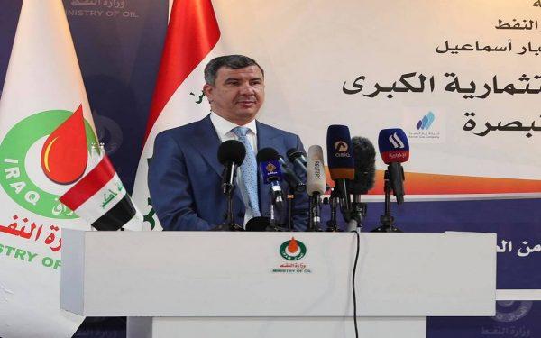 وزير النفط العراقي : 70 دولاراً للبرميل سعر مستهدف لأوبك+ بالربع الأول 2022