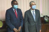 وزير الكهرباء يستقبل مساعد السكرتير العام للأمم المتحدة للمناخ