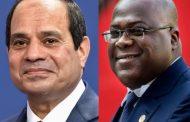 السيسى يتلقى اتصالا هاتفيا من رئيس جمهورية الكونغو الديمقراطية