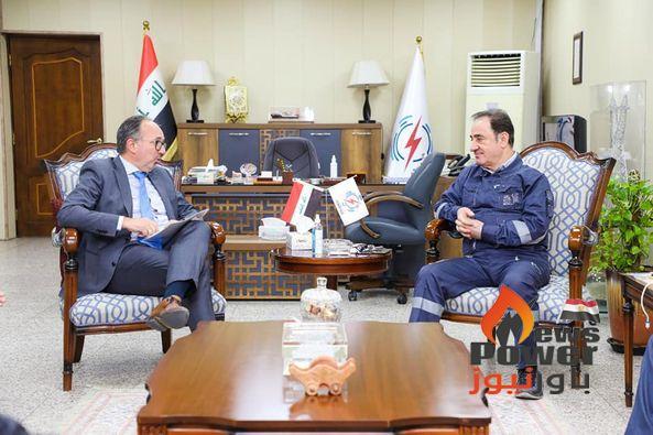 وزير الكهرباء العراقى : الأزمات العاصفة بقطاع الكهرباء قادتنا لخطةٍ خمسيةٍ ذات شموليةٍ وواقعيةٍ كبيرة .