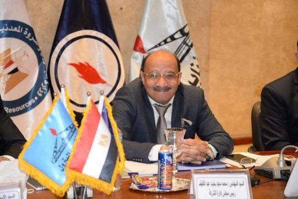 المهندس محمد ماجد : أنابيب البترول حققت هذا العام حجم ايرادات بلغ 8ر2 مليار جنيه بزيادة قدرها 12% على العام السابق.
