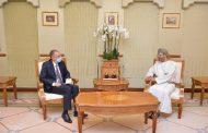 وزير خارجية عُمان يتسلم أوراق اعتماد سفير مصر الجديد لدى السلطنة