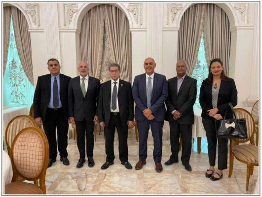 وزير النفط و الغاز بحكومة الوحدة الوطنية الليبية