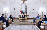 الرئيس السيسي يستقبل رئيس مجلس النواب الليبي والقائد العام للقوات المسلحة الليبية