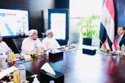 سلطنة عُمان ومصر تبحثان تعزيز العلاقات التجارية والاستثمارية المشتركة