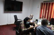 بتروسيف تبدأ حملة تطعيم ضد فيروس كورونا ( كوفيد19) لجميع العاملين بالشركة