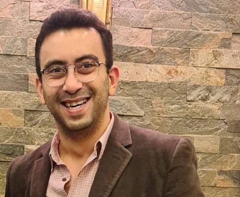 حصول المهندس احمد مجدي ابن صان مصر علي شهادة MBA من الأكاديمية البحرية بتقدير امتياز