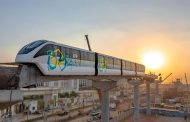 النقل المصرية تعلن وصول قطارين للمونوريل الكهربائي