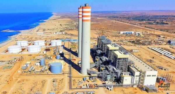 بالصور .. ليبيا تنتهى من أعمال صيانة الوحدة الأولى بمحطة خليج سرت البخارية ودخولها على الشبكة