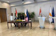 توقيع مذكرة تفاهم للربط الكهربائى الثنائى بين مصر وقبرص