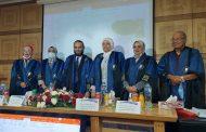 حصول مني رمضان مدير الجودة بمستشفي البترول علي درجة الدكتورة في الصحة العامة