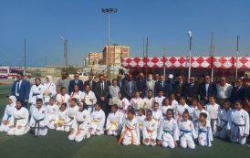 بالصور.. تسليم جوائز الدورة الرياضية للنقابة العامة للعاملين بالبترول بمنطقة الإسكندرية