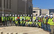 جاس كول تعلن الانتهاء من أكبر مشروع تبريد بنظام المقاطعة في مصر وإفريقيا بالعاصمة الإدارية الجديدة بطاقة 64 الف طن تبريد
